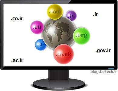 تعداد سایت های فارسی