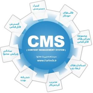 راهنمای انتخاب CMS مناسب