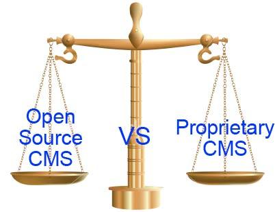 مقایسه CMS اختصاصی با عمومی